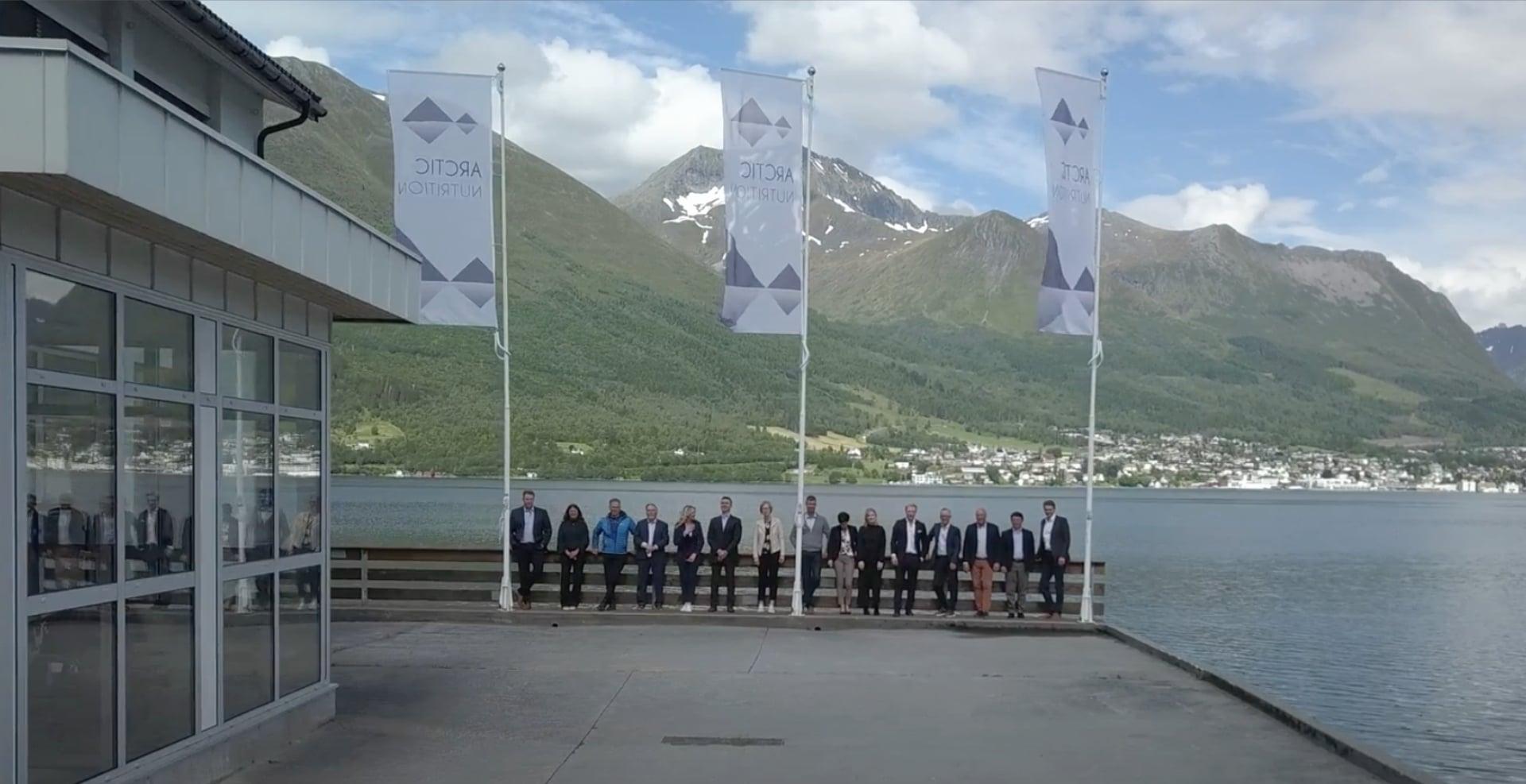 Arctic Bioscience team in Hovdebygda